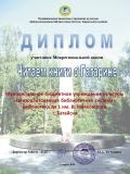 Диплом Читаем книги о Гагарине